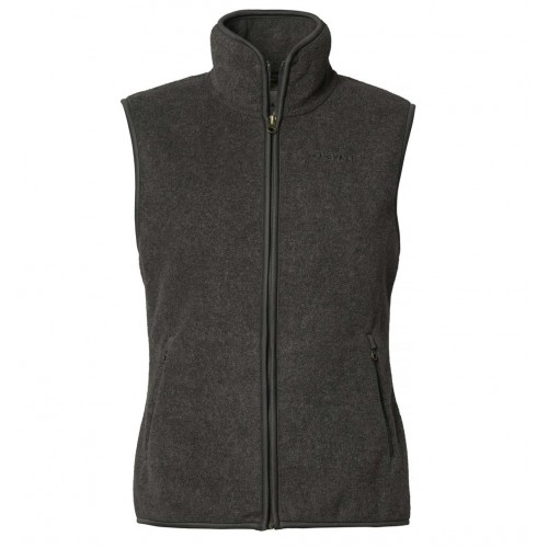 Chevalier Mainstone Fleece Bodywarmer Women Anthracite