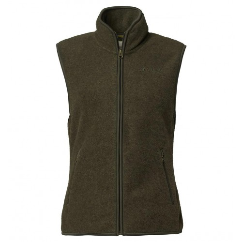 Chevalier Mainstone Fleece Bodywarmer Women Autumn Green