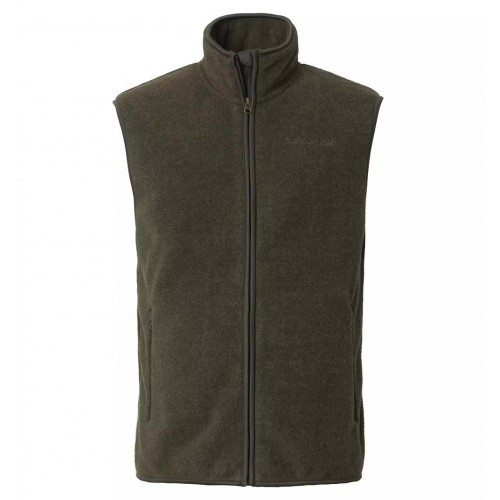 Chevalier Mainstone Fleece Bodywarmer Heren Autumm Green