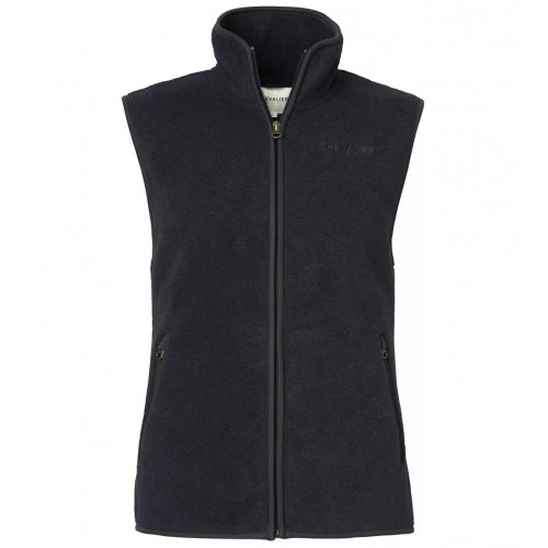 Chevalier Mainstone Fleece Vest Men Navy