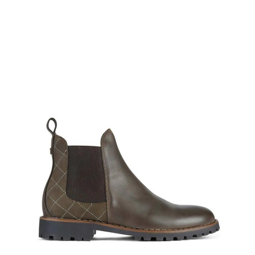 Le Chameau Woman's Jameson Chelsea Boot Marron
