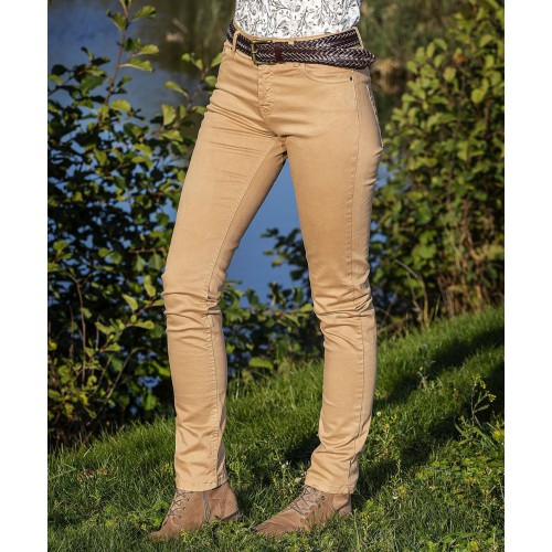 Baleno Versailles Womens Trousers Camel