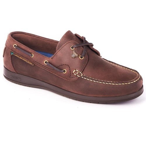 Dubarry Deck Shoes Sailmaker X LT Old Rum