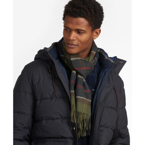 Barbour Moresdale Tartan Scarf