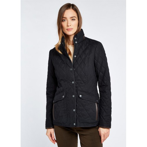 Dubarry Corrib Quilted Jacket Navy