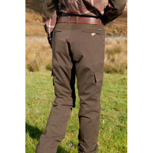 Shooterking Highland Dames broek Dark olive