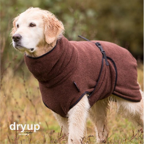 DryUp® cape badjas Brown