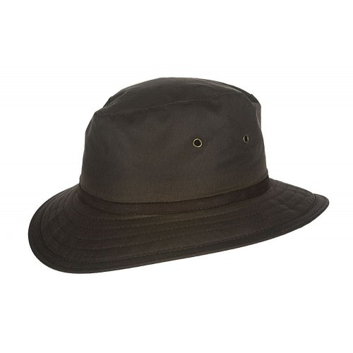 Hatland Waxhoed NewZealand - Brown
