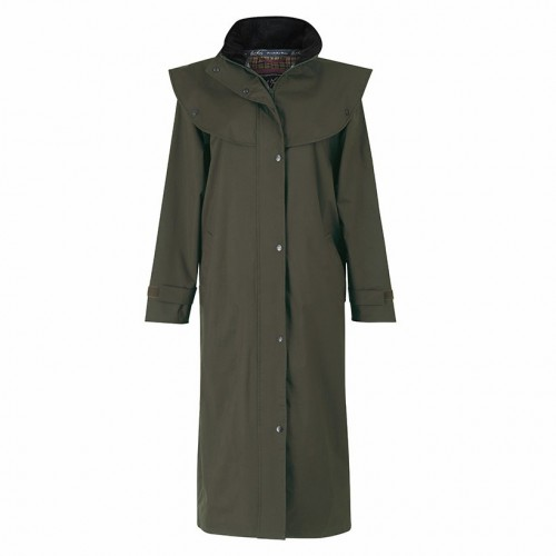 Jack Murphy Ladies Malvern Bush Coat Olive