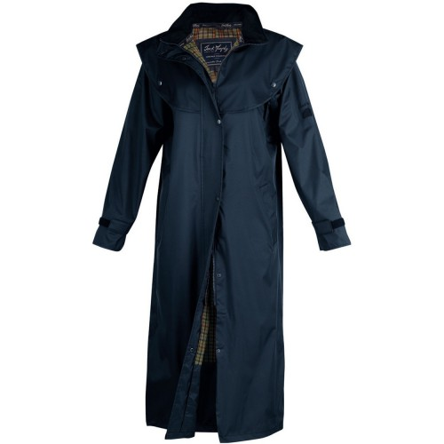 Jack Murphy Ladies Malvern Bush Coat Navy