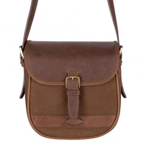 Dubarry Ballymena Saddle Bag Small Walnut
