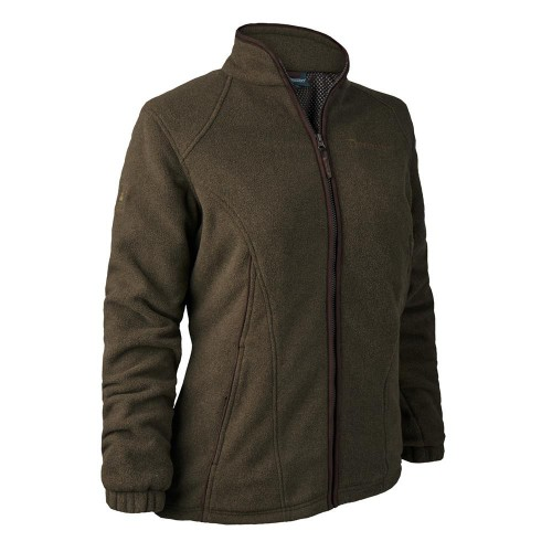 Deerhunter lady Josephine Fleece Jacket Stormliner Green