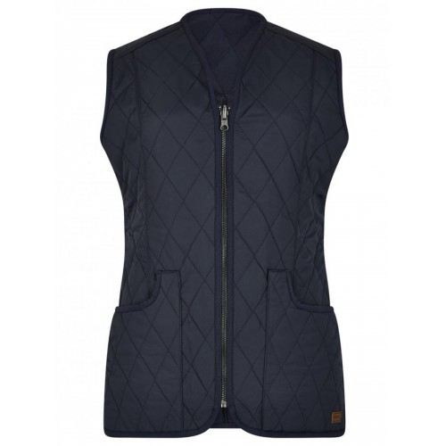 Dubarry Kilruddery Quilted Gilet -  Navy