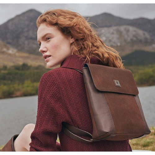 Dubarry Crossbody & Rugtas Dingle Walnut