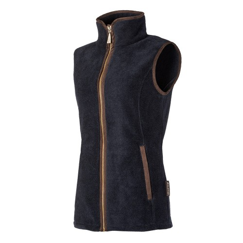 Baleno lady Fairway Fleece Bodywarmer Navy