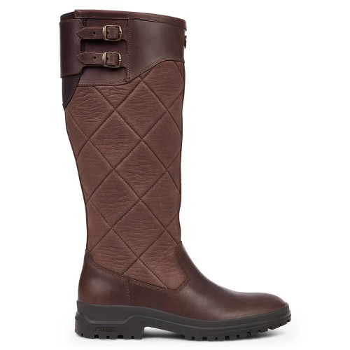 Le Chameau Jameson LCX® Lady Quilted Boots Caramel