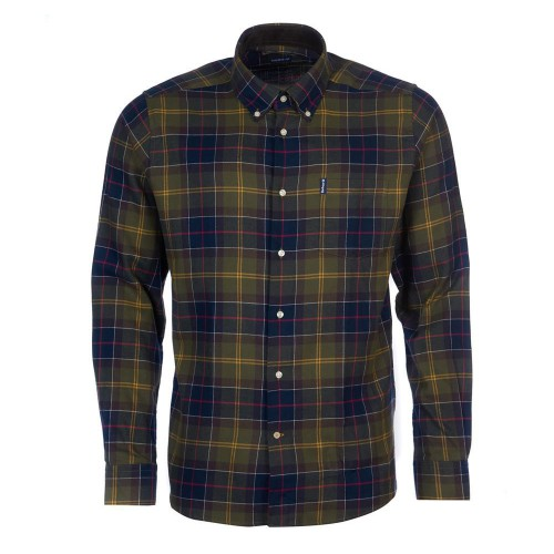 Barbour Tartan 4 Tailored fit shirt Classic Tartan