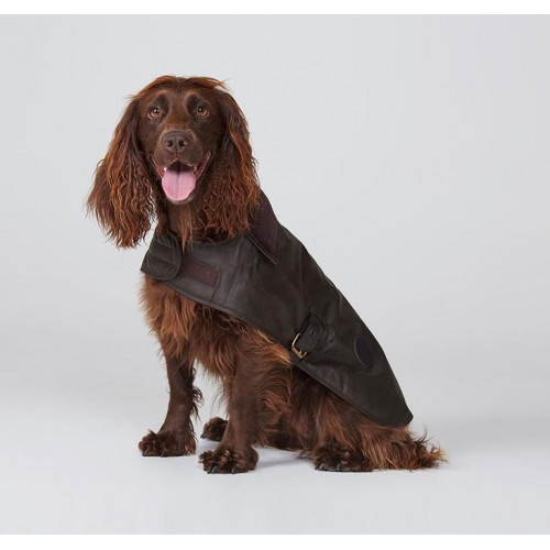 Barbour Utility Wax Dog Coat