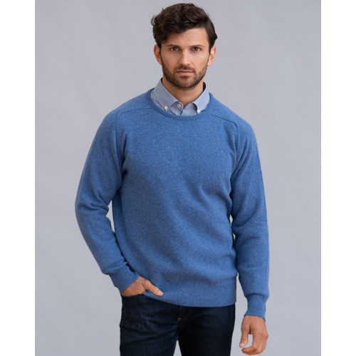 William Lockie Crew Neck Leven- 12 kleuren