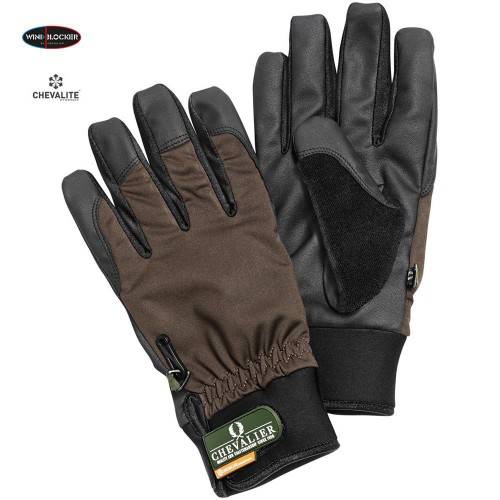 Chevalier Shooting Glove windblocker Green