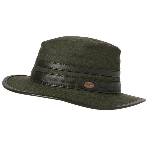 Dubarry Butler Hat Olive