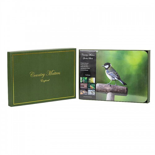 Country Matters Placemats Garden Birds