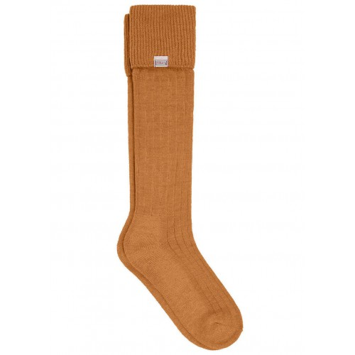 Dubarry Alpaca Socks Mustard