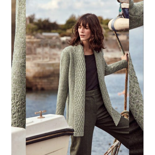 IrelandsEye Belvoir Cardigan