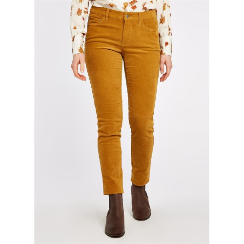 Dubarry Honeysuckle Jeans Mustard
