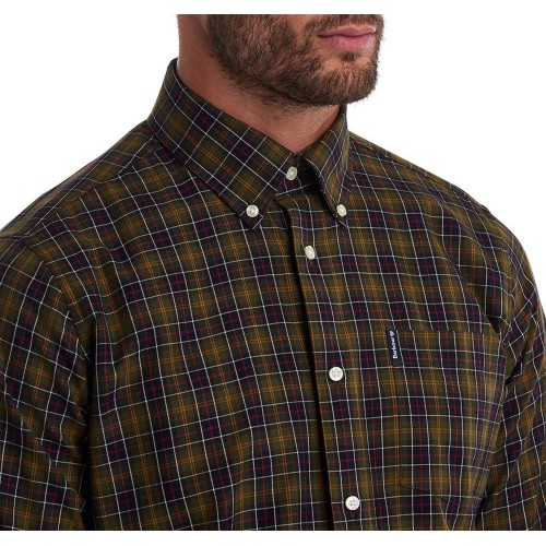 Barbour Tartan 2 Tailored Shirt