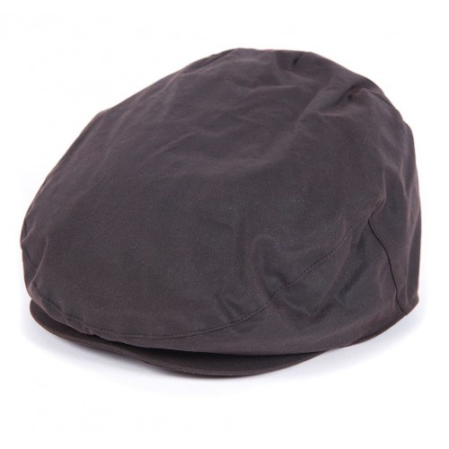 Barbour Sylkoil Wax Cap Rustic