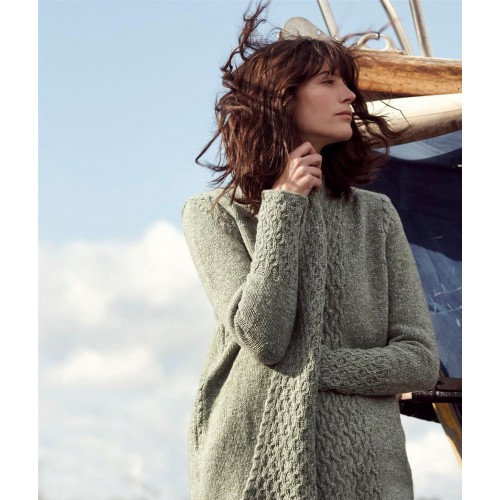 IrelandsEye Belvoir Cardigan Apple