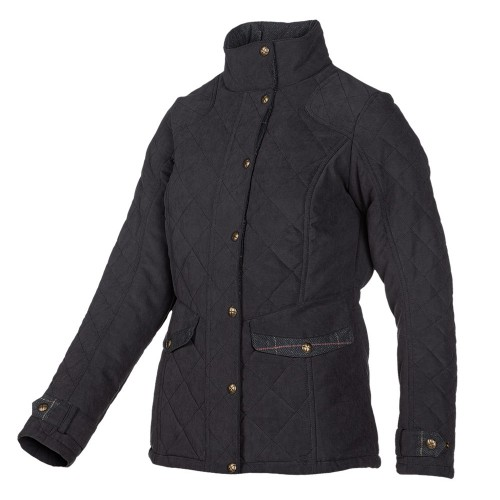 Baleno Halifax Quilted Jacket - Navy