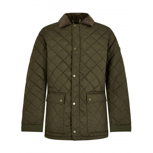 Dubarry Adare Quilted Primaloft® Jacket Olive