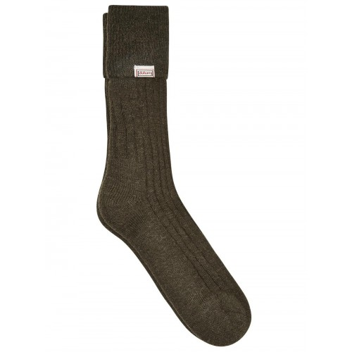 Dubarry Holycross Alpaca Socks - Olive