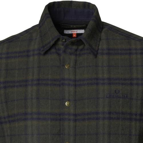 Chevalier Laig Woolmix Shirt Heren