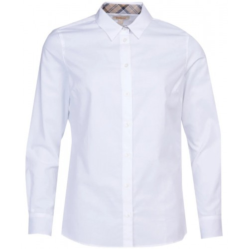 Barbour Derwent Shirt - White