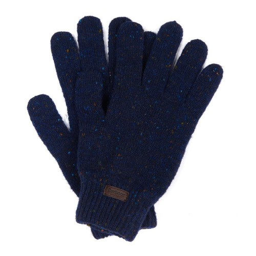 Barbour Donegal Gloves Navy