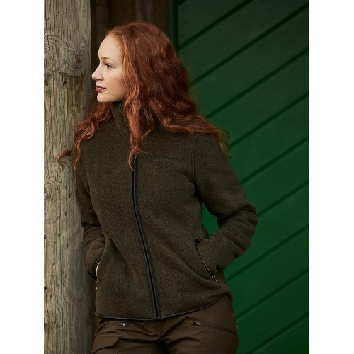 Chevalier Mainstone Fleece Jacket W Autumn Green