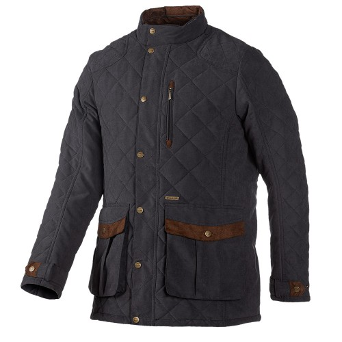 Baleno Goodwood Quilted Jacket Navy