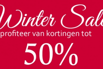 De Winter Sale is gestart!